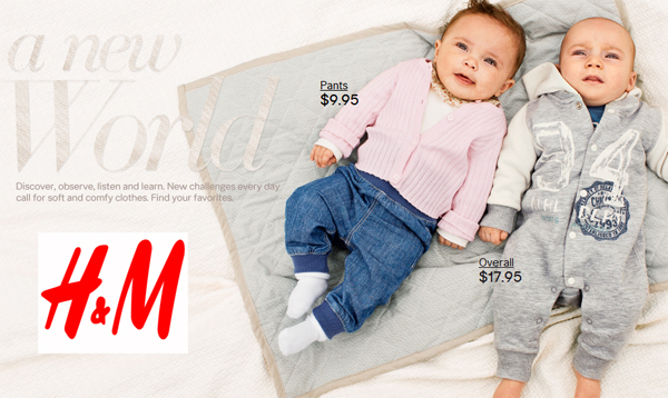 H&M 키즈 / H&M Kids and Baby
